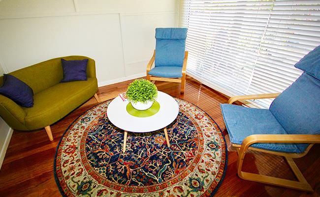 Couples Counselling Room